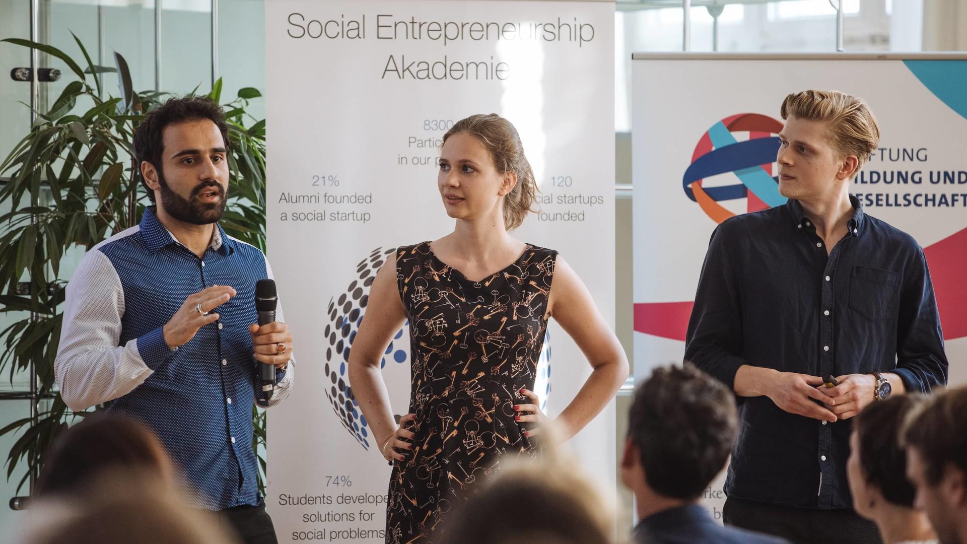 In Munich, social entrepreneurship is thriving  Here's how